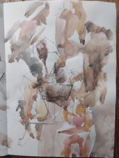2018 Sketchbook 24x16.5